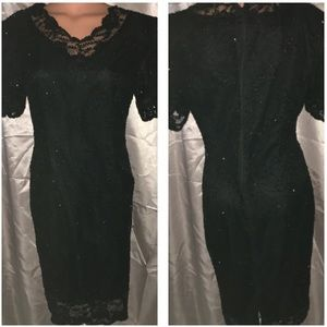 Ste'nay Embellished Sequin Formal Evening Dress